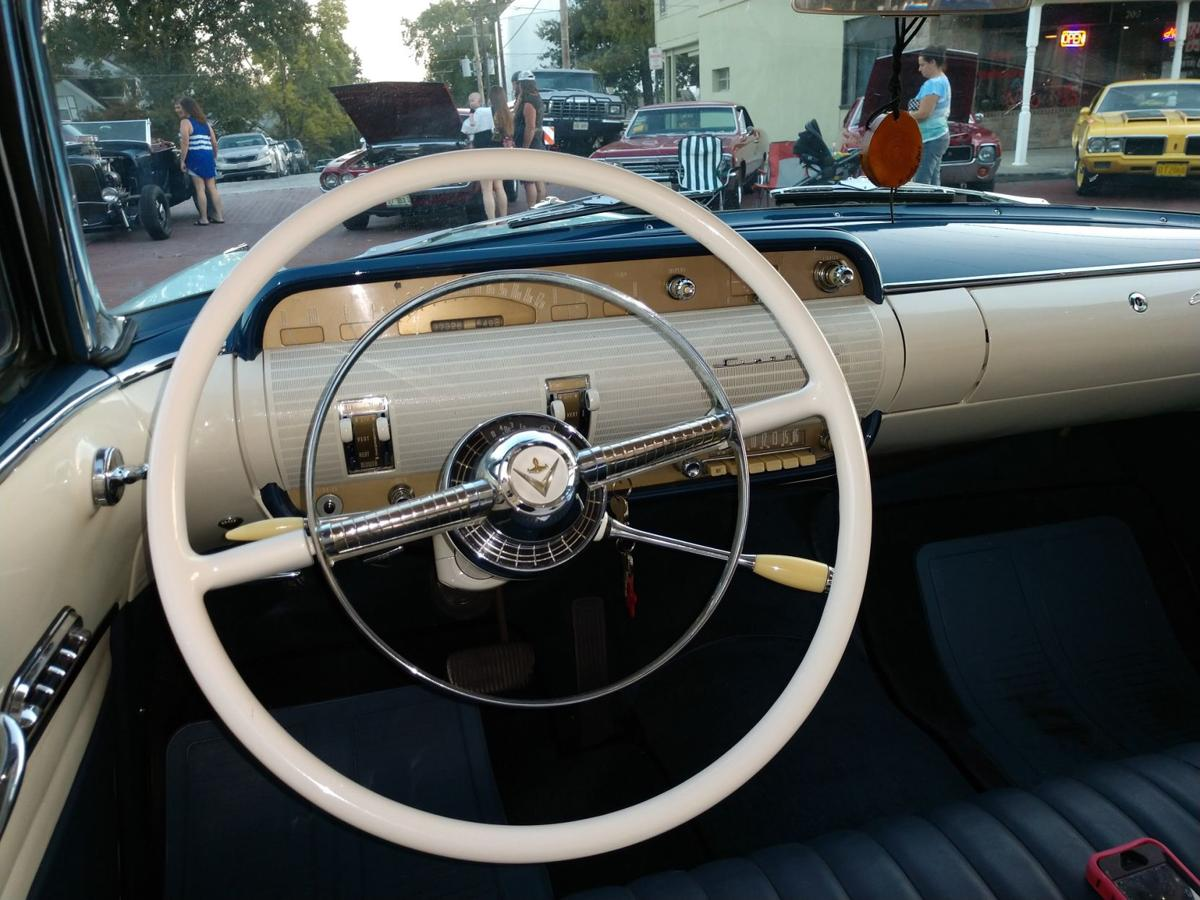 1954 Lincoln Capri Convertible Meet The Car Behind The The Hit Song