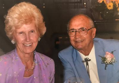 Bernard and Marilyn Steffel