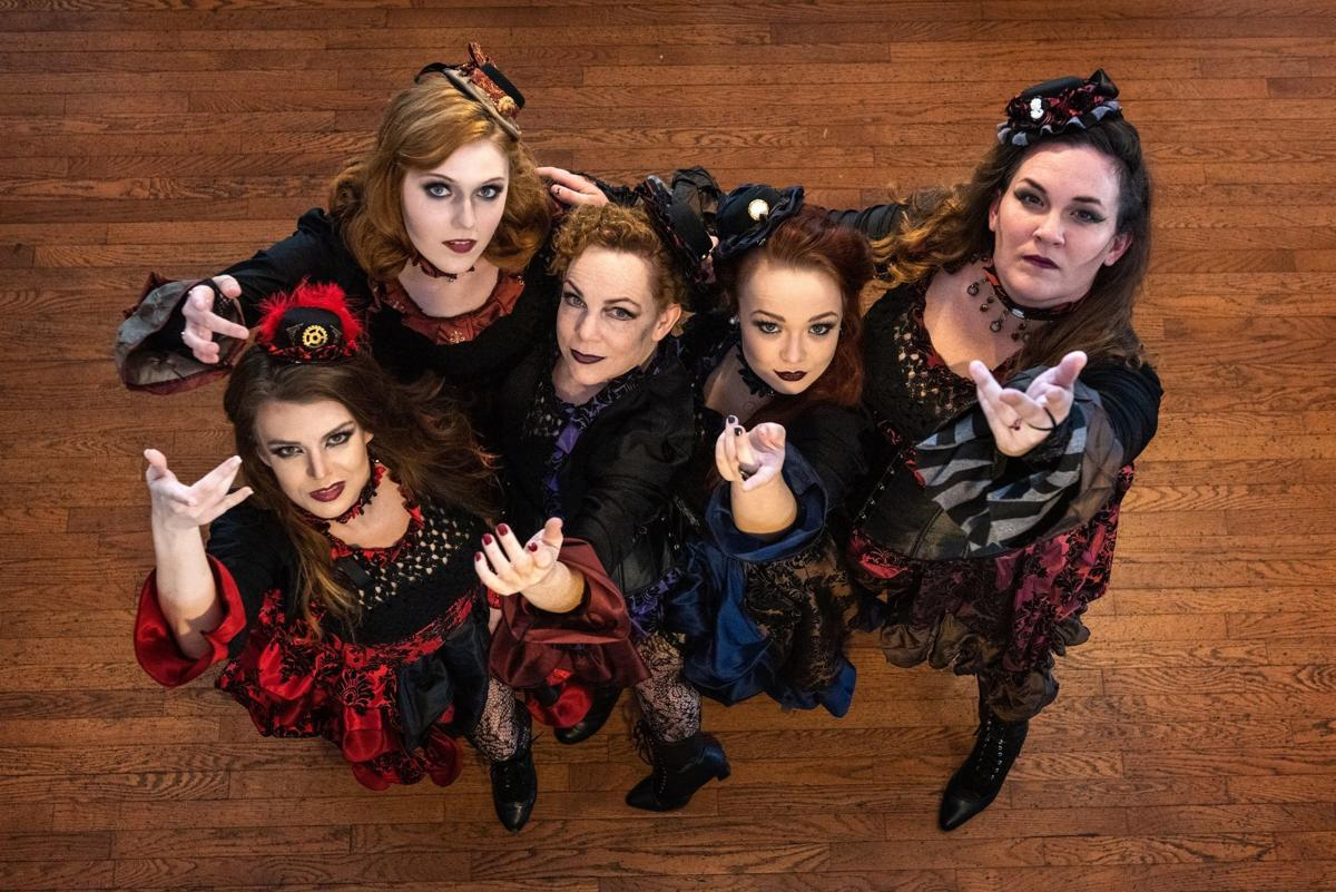 Phantasmagoria playing aboard the Becky Thatcher beginning Oct. 4