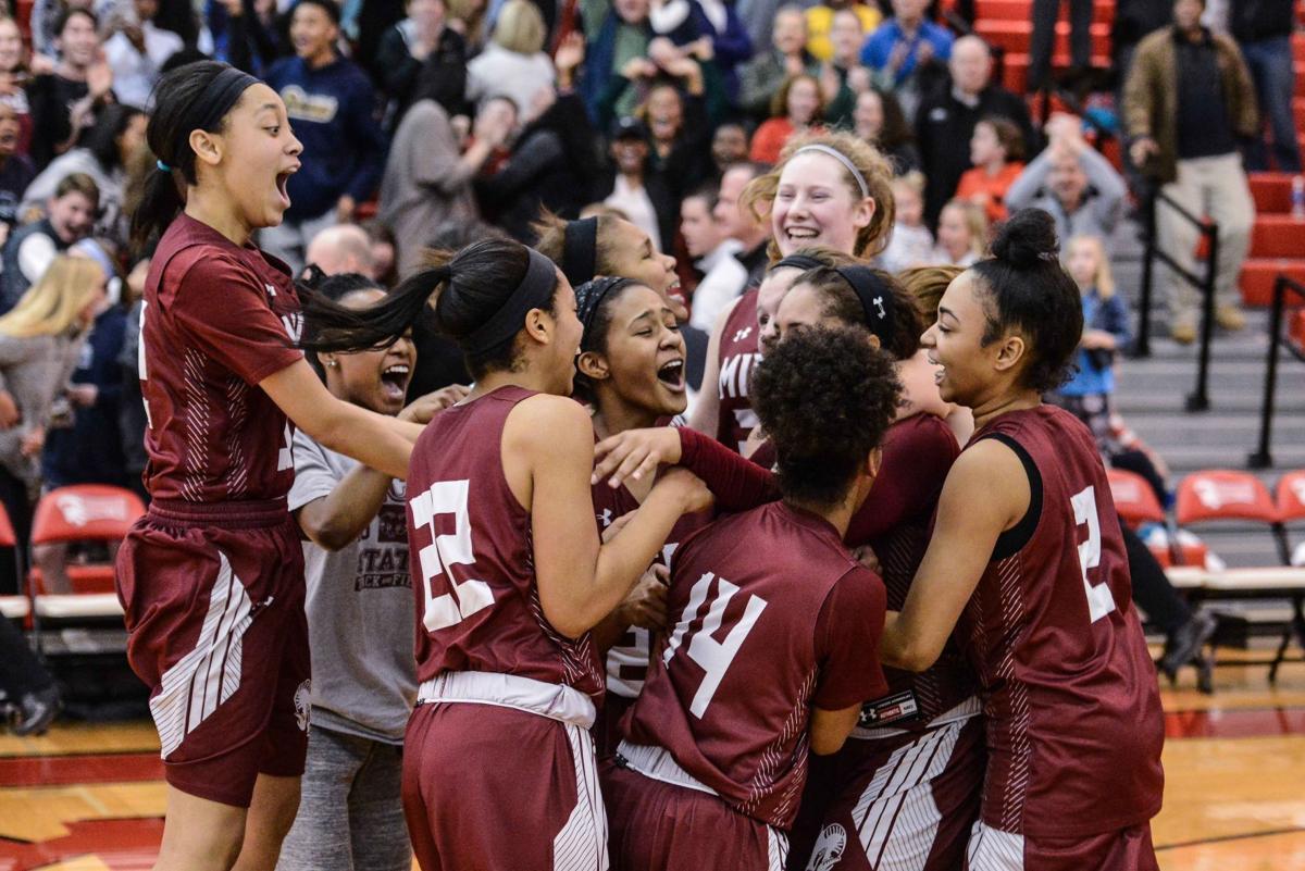 Sullivan vs. MICDS girls basketball