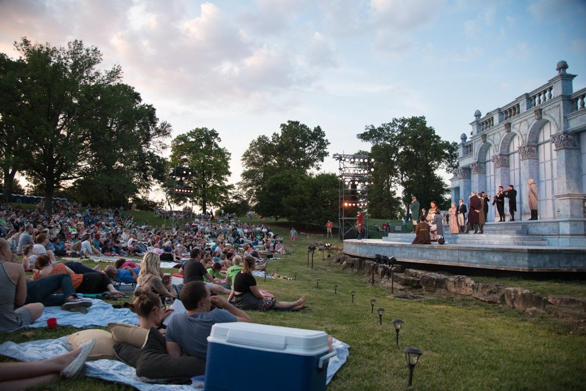 'The Winter's Tale' at Forest Park