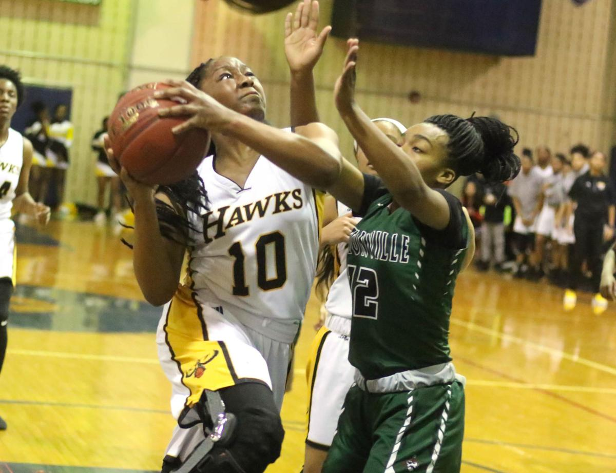 Hazelwood Central vs. Pattonville girls basketball