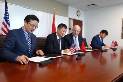 Washington University partners to help build medical center in China