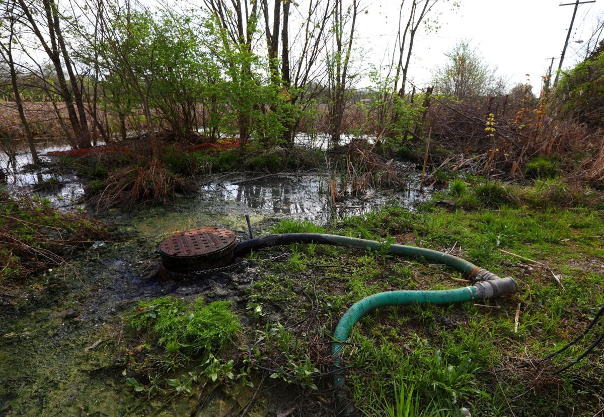 Centreville residents continue fighting flooding, sewer issues