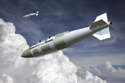 Boeing JDAM rendering