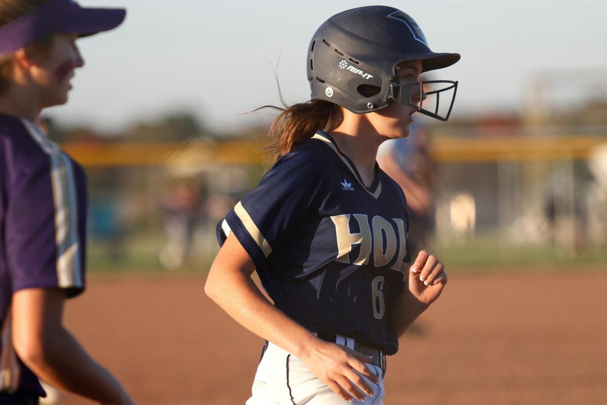 Troy v. Holt Softball