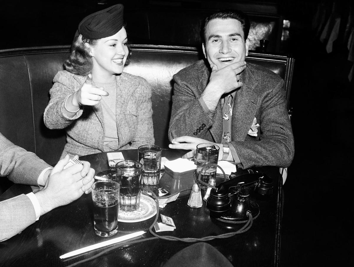 1939: Betty Gable