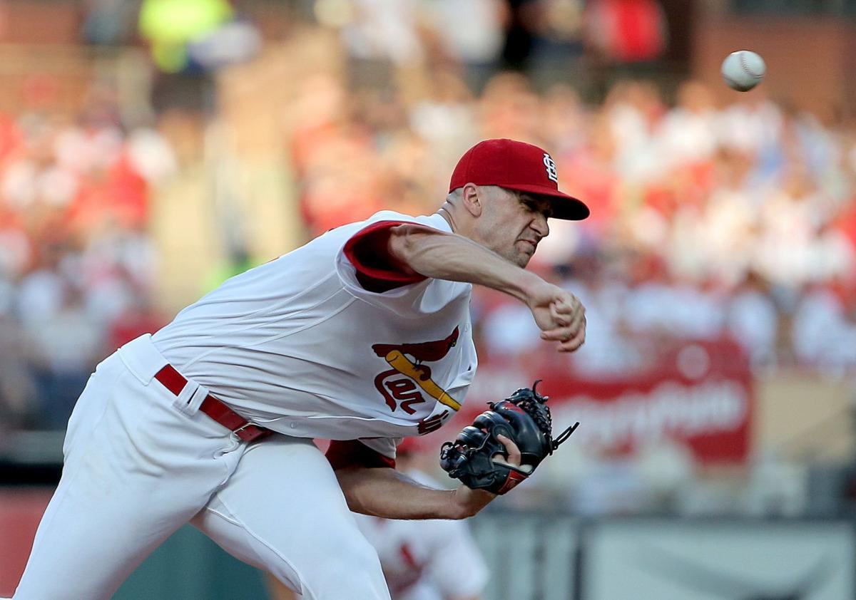 Cardinals 5 Astros 3