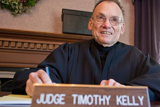 Florissant judge marks 30 years on bench | Metro St  Louis