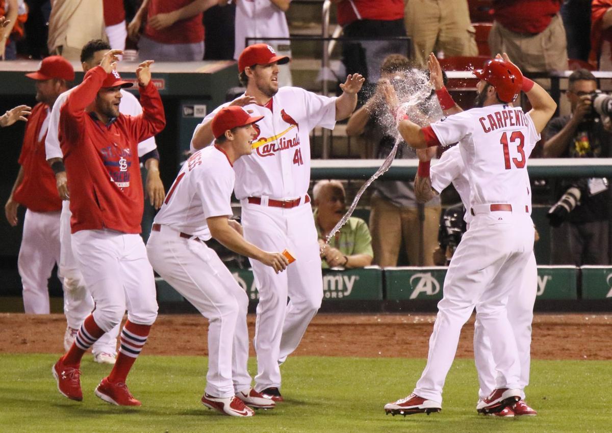 Cardinals v Diamondbacks