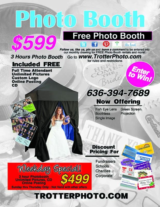 Vip Auto Leasing >> Business : Trotter Photo Booth : St. Louis' Best Bridal