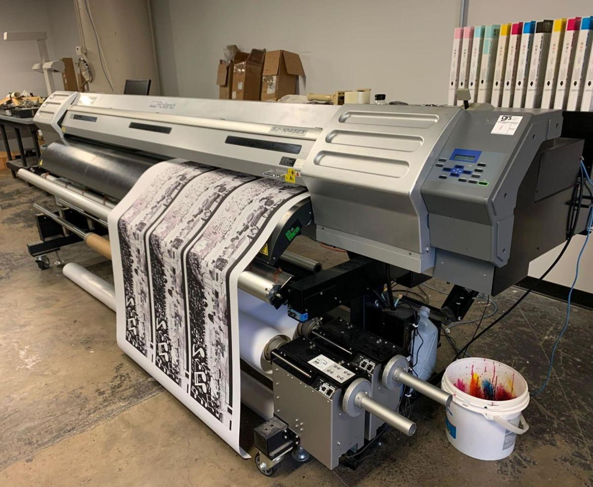 Large Format Digital Equipment Running Until March 16.