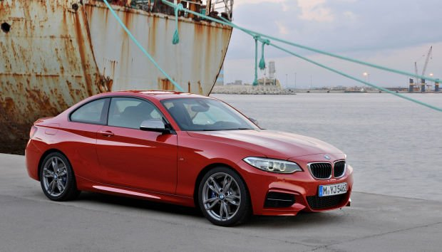 BMW Series Coupe Two Doors Two Models Two Months Early - Bmw 2 doors
