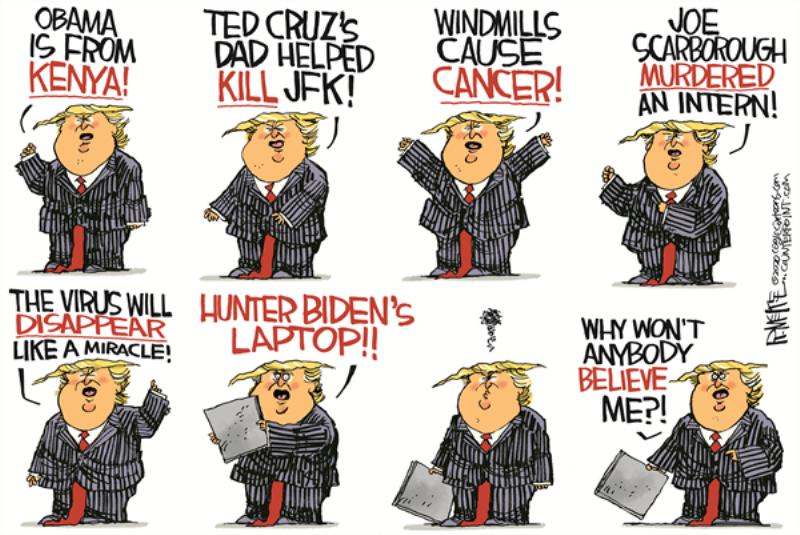 In The Cartoons Pope Francis Fauci Hunter Biden S Laptop Editorial Stltoday Com