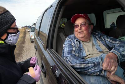 Rural Missouri mass vaccination clinic debuts Johnson & Johnson option