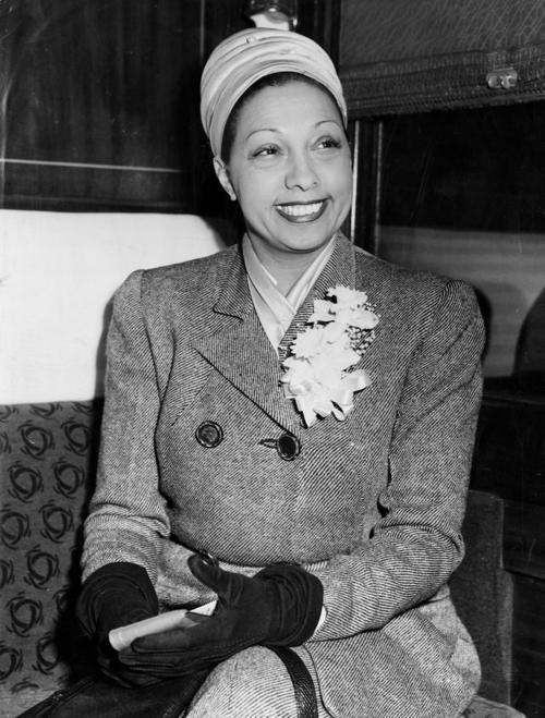 Look Back Josephine Baker Returns To St Louis 1952 Multimedia