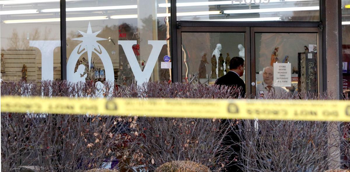 Catholic Supply store shooting