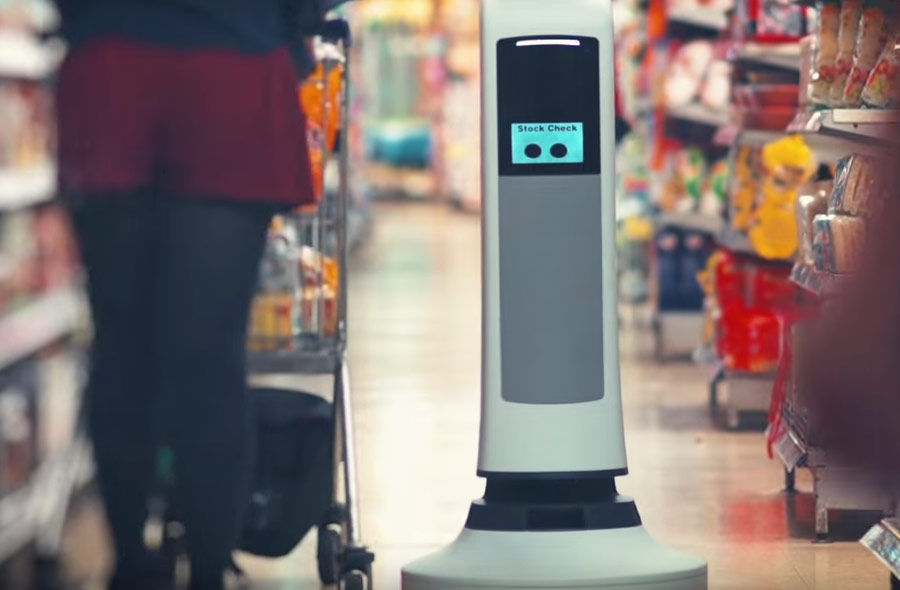 Robot workers will soon be roaming the aisles at Schnucks stores