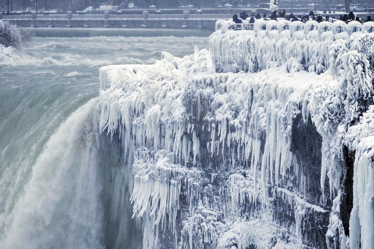 Canada Deep Freeze Niagara Falls