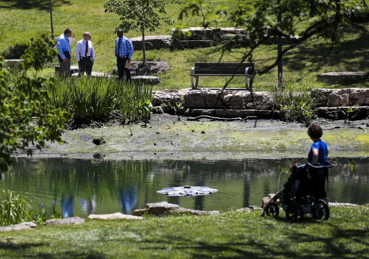 Body found in Shaw Park