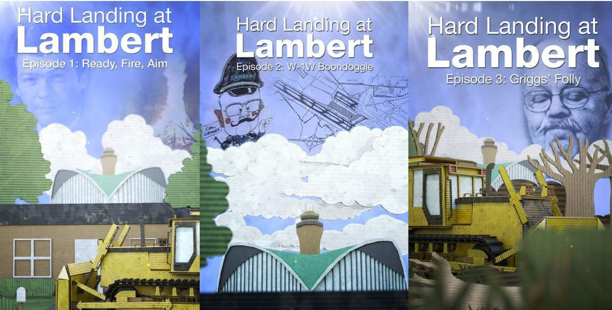 Hard Landing at Lambert