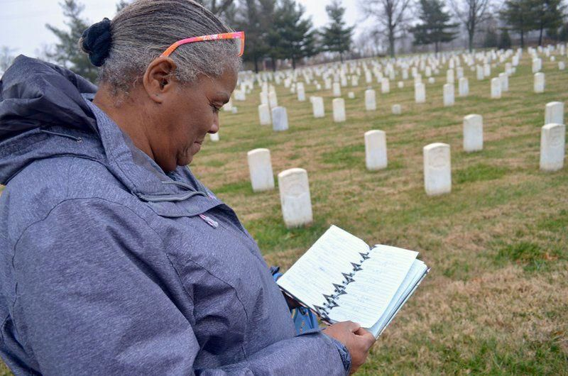 Woman chronicles Southern Illinois' black Civil War soldiers