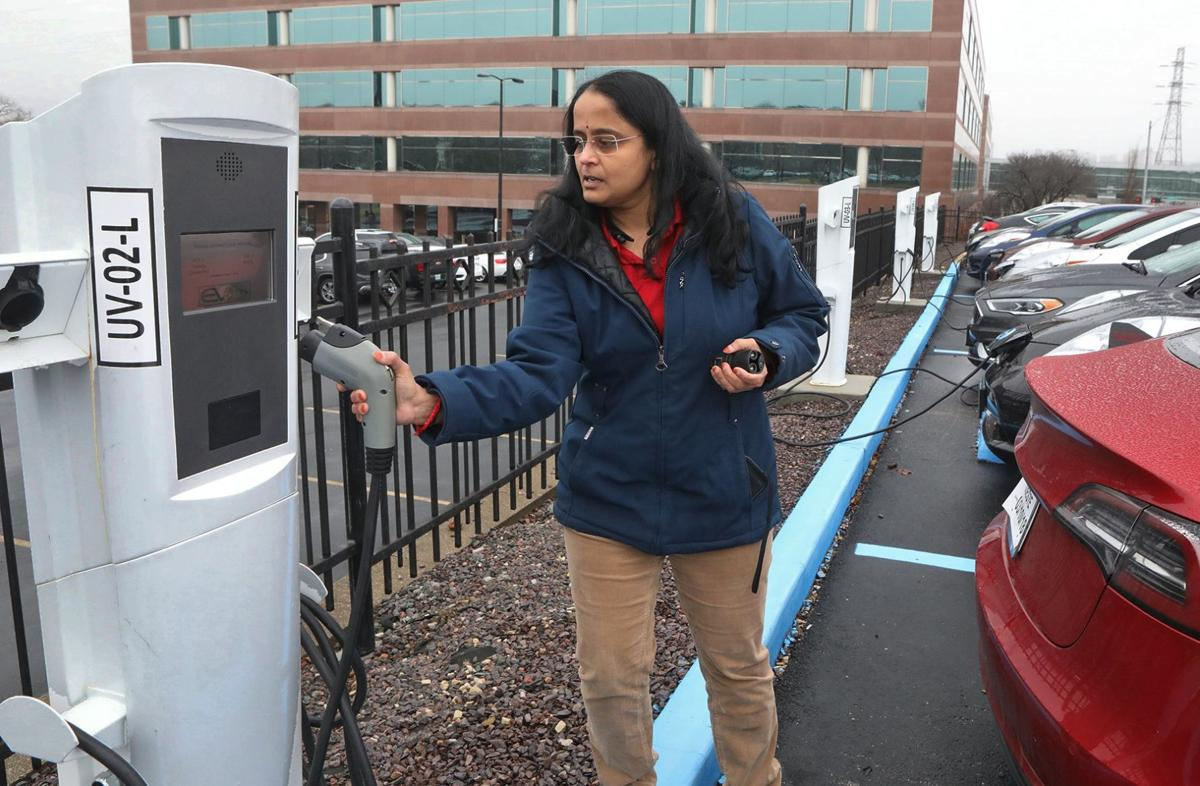 Amenen Missouri wants to charge your car