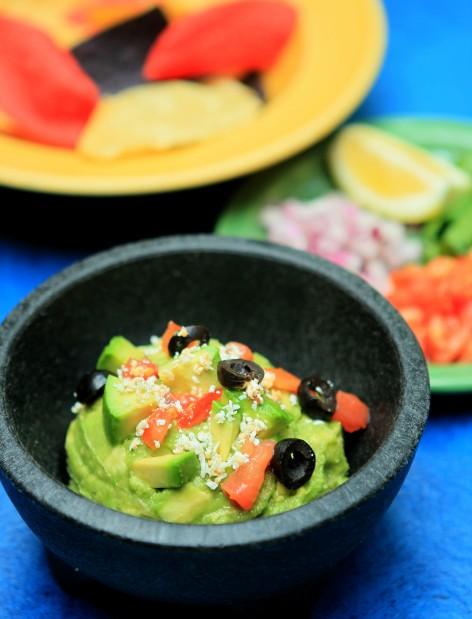 Hacienda guacamole