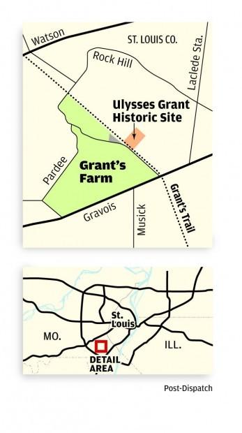Busch Family Considering Sale Of Landmark Grants Farm To National