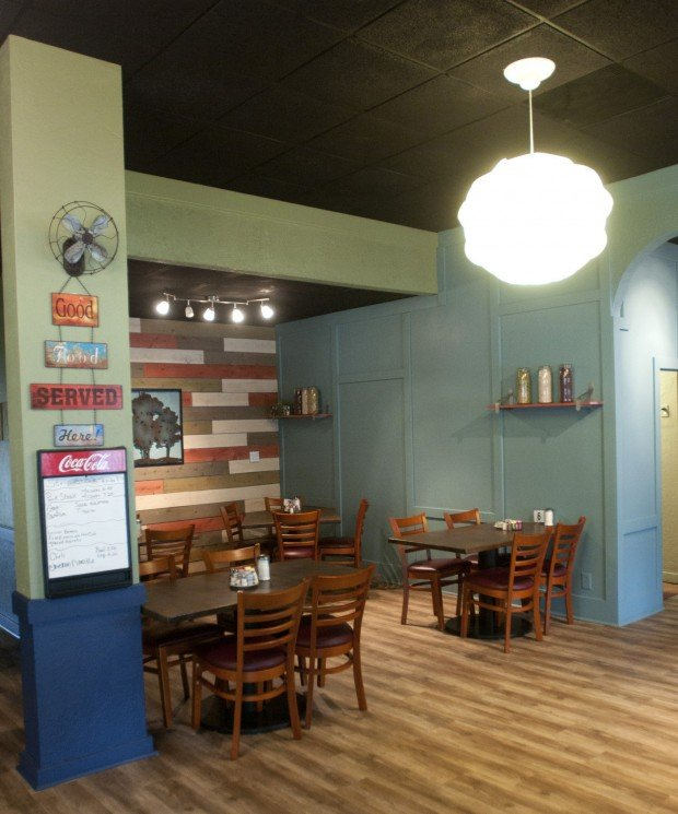 Home Makeover Tv Show: Caseyville Restaurant Gets Makeover From TV Show