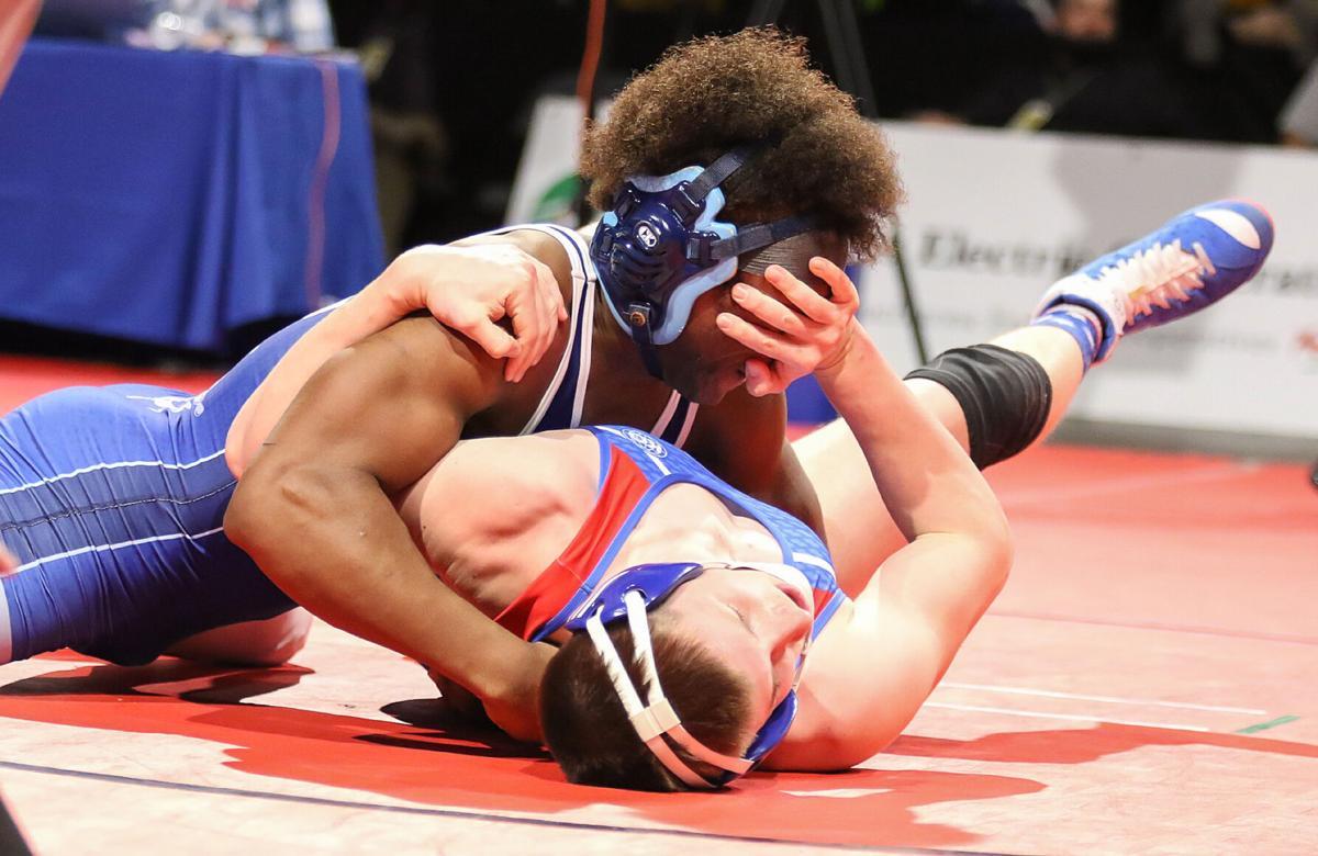 Missouri Class 2 boys wrestling state championships