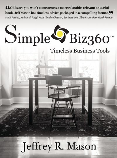 Book Cover Simple Biz 360