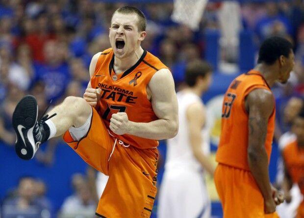 Oklahoma St Kansas Basketball