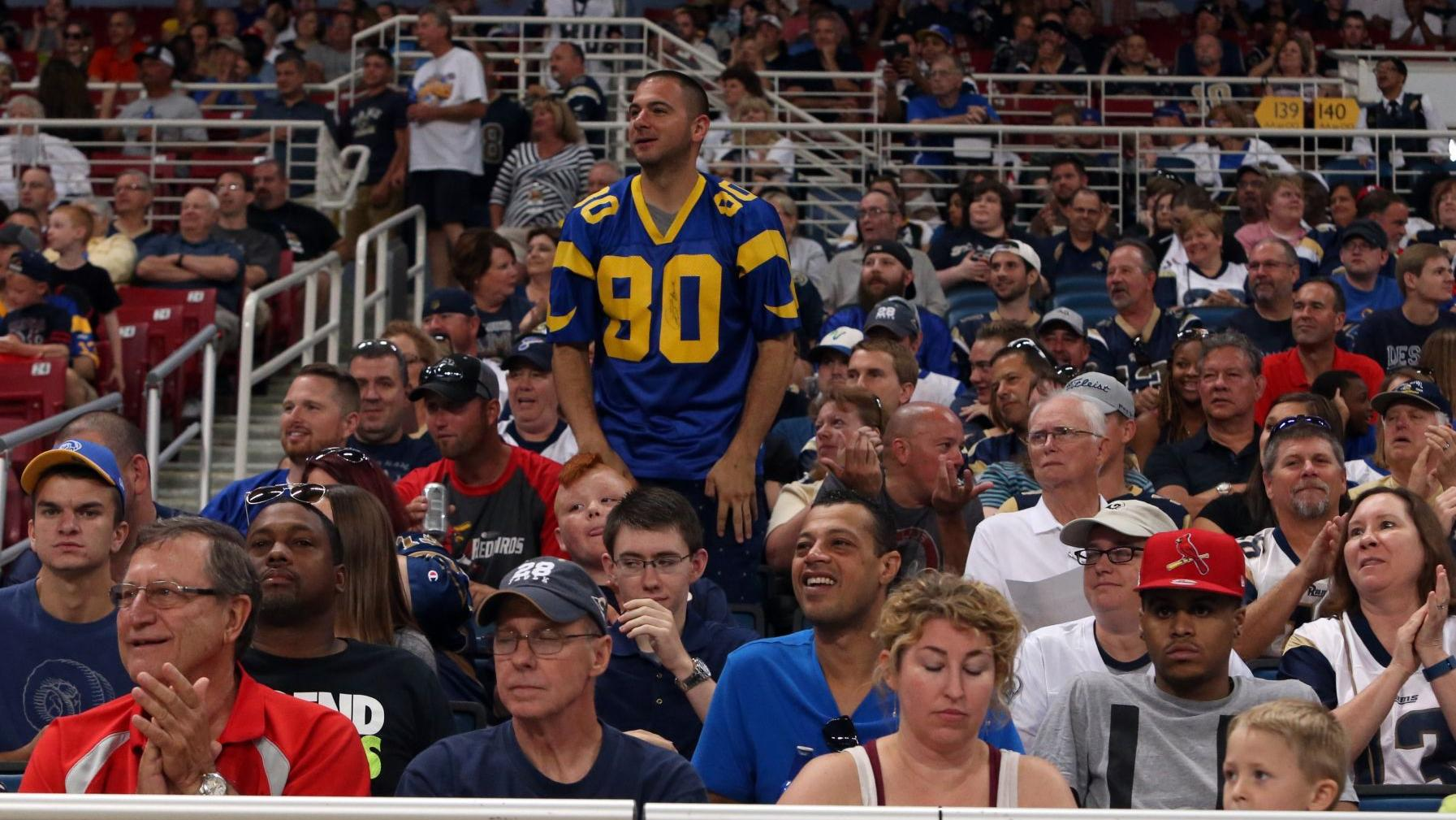 Rams Legends Game In Los Angeles Canceled Due To Low