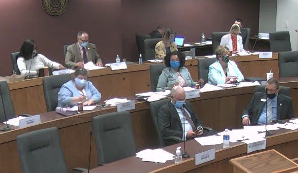 Joint committee hearing on St. Louis County sales tax proposal