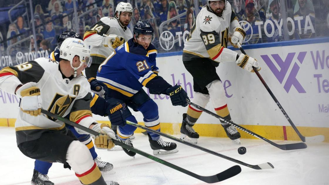 Preview: Blues at Golden Knights