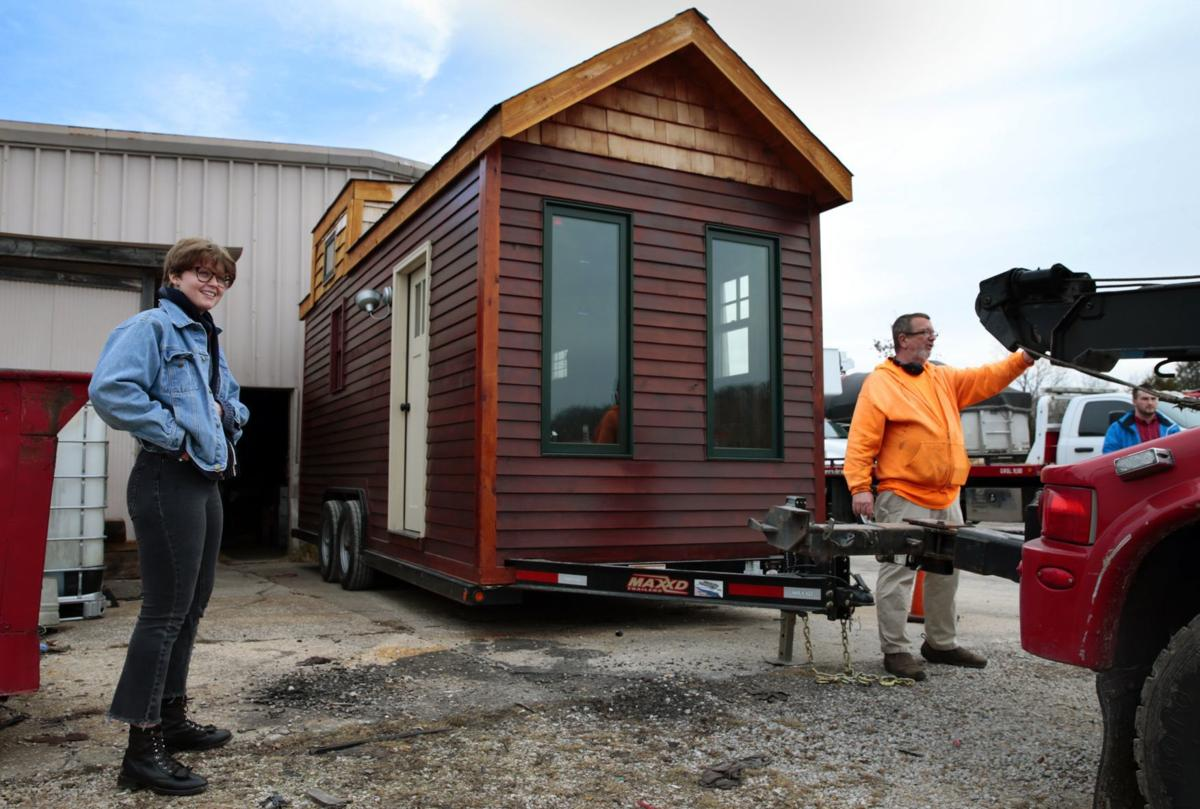 Tiny house recovered in Jefferson County