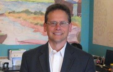 Jorge Riopedre, executive director of Casa de Salud