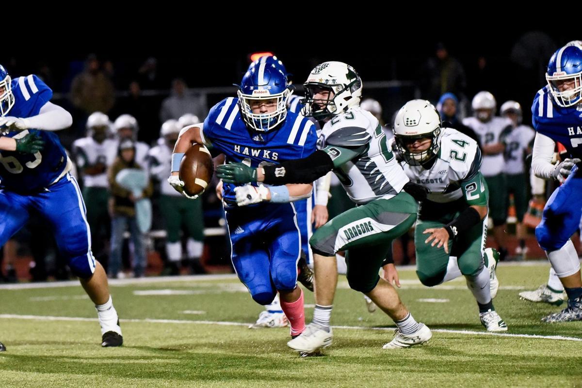 10/11/19 - Football - De Soto at Hillsboro