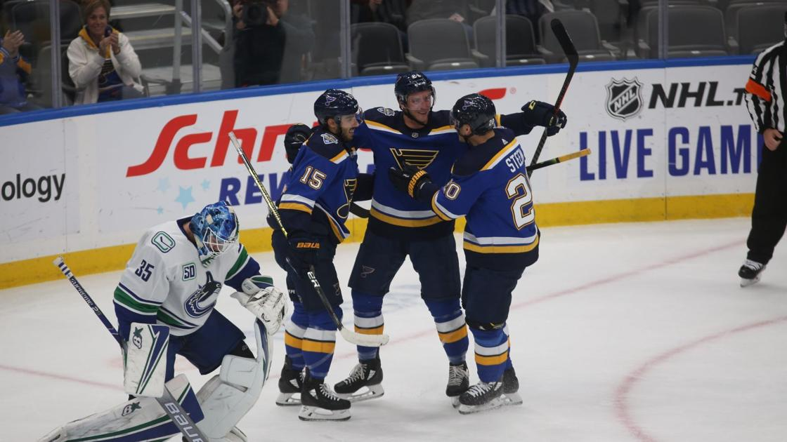 Playoff series preview: Blues vs. Canucks