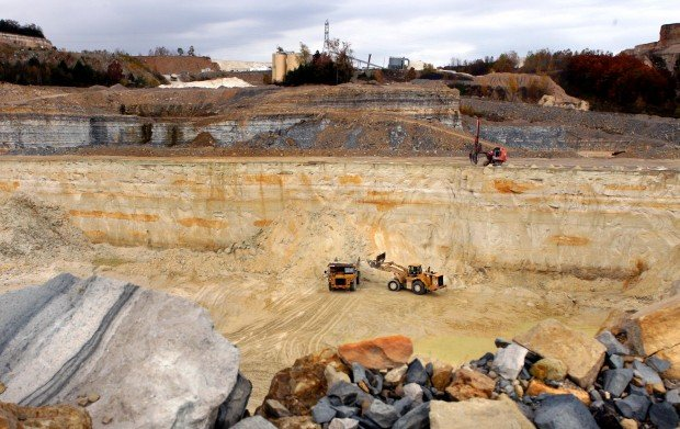 Missouri becoming rich source of fracking sand