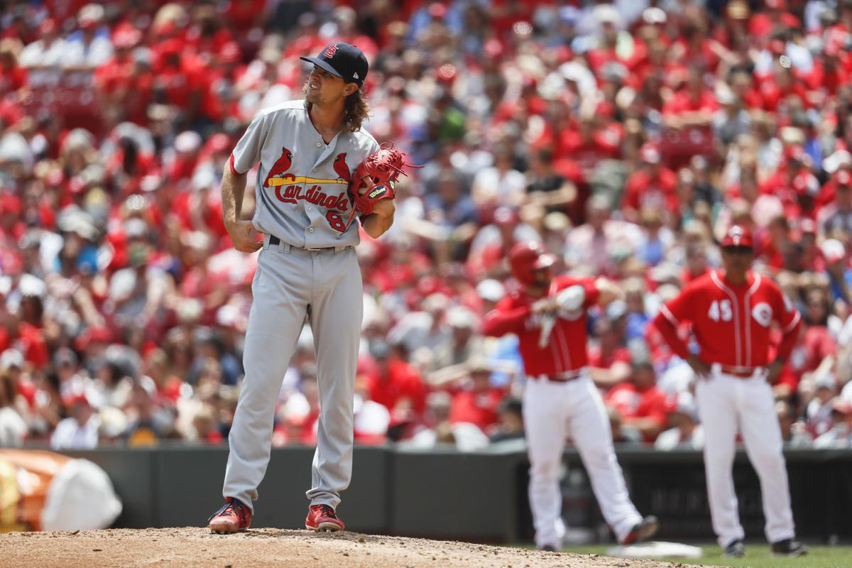Cardinals wander home winless after sweep by Reds ...