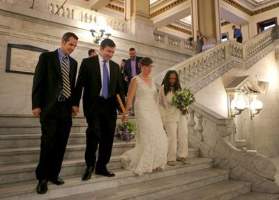 St. Louis Gay Marriage