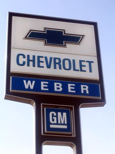 Chamber Honors Weber Chevrolet Dealership As Business Of The Month