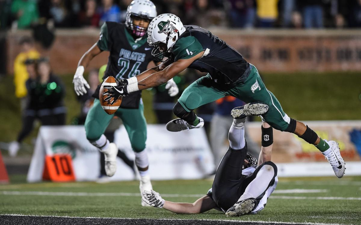 Notebook Lamar Remains King Of Missouri Football Historic