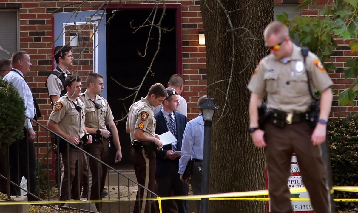 Woman, girl shot and killed in Jennings apartment