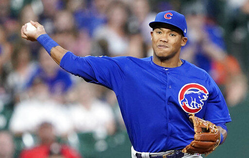 Addison Russell, former All-Star infielder for Cubs, signs 1-year ...