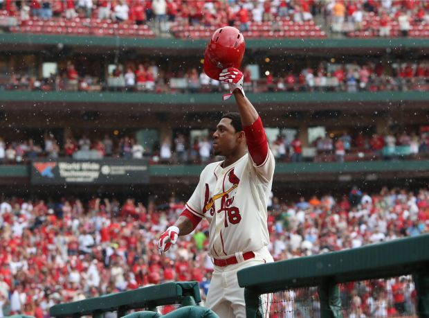 Oscar Taveras Takes A Curtain Call