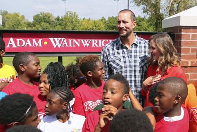 Adam Wainwright Field Dedication