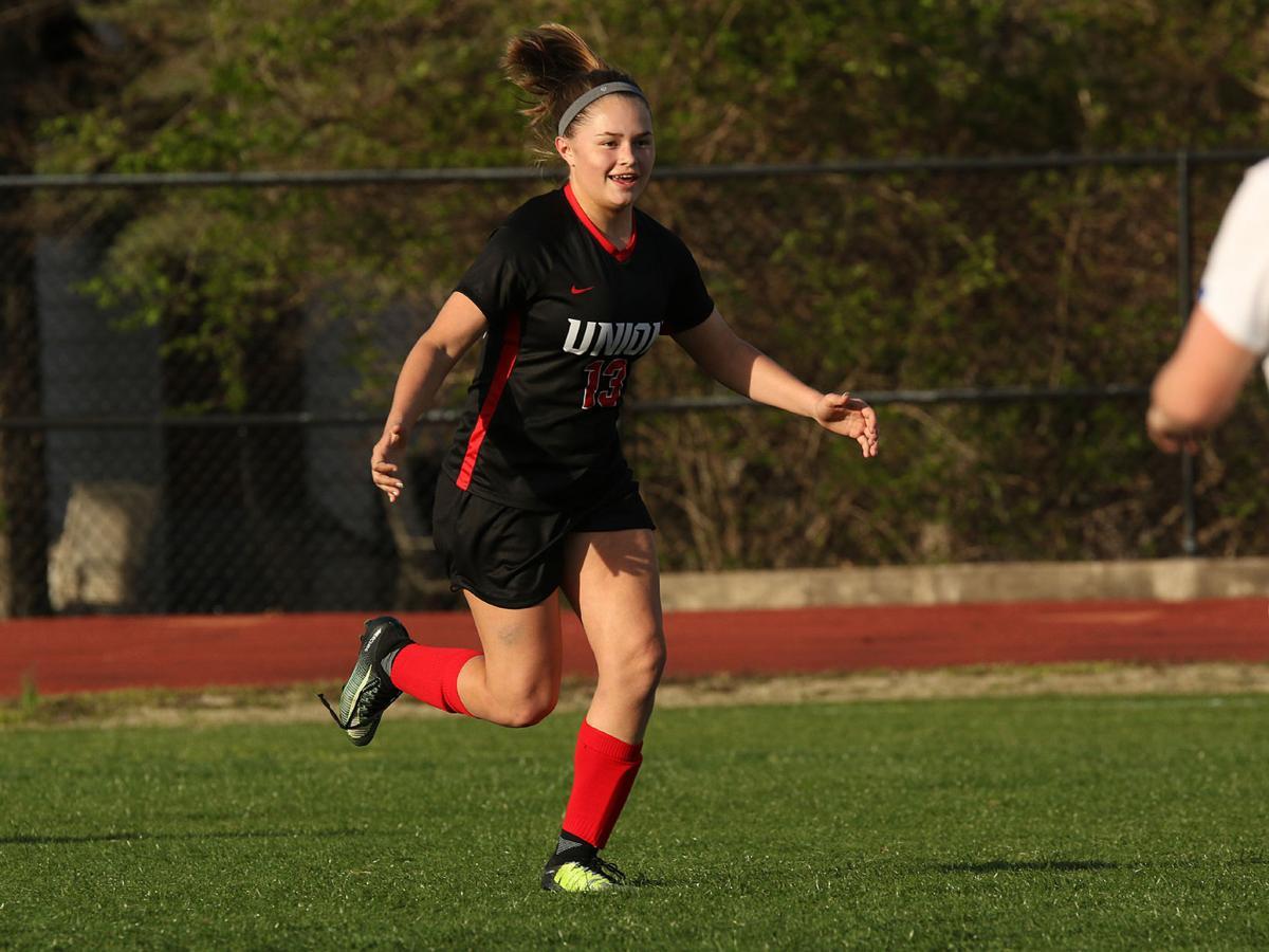 Duchesne vs. Union girls soccer